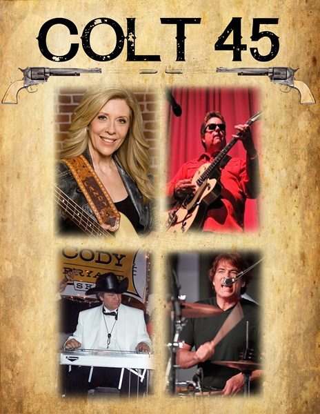 Colt 45 - Country Band - North Hollywood, CA