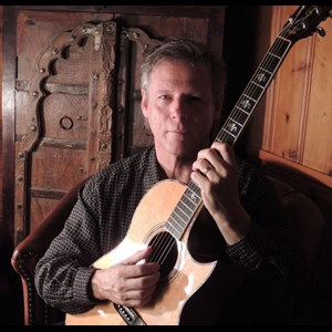 "Wickenburg Acoustic Guitarist | Rick Cyge's ""GUITARtistry"""