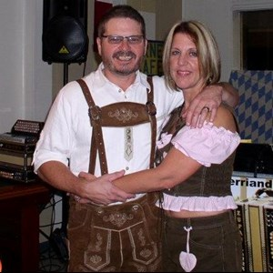 Ball Ground Polka Band | Sherri & Larry