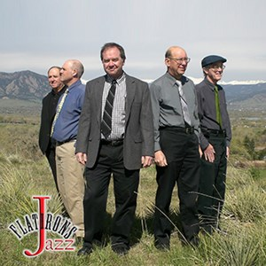 New Raymer 40s Band | Flatirons Jazz Quintet