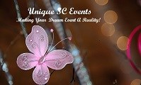 Unique SC Events - Wedding Planner - Travelers Rest, SC