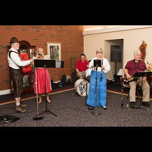 Raccoon Polka Band | Route 161 Happy Wanderers