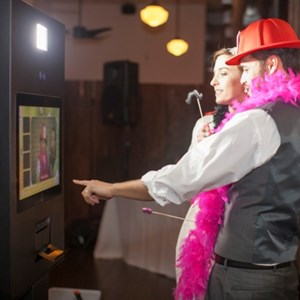 Sherman Photo Booth | Simple Elegance Events and Entertainment