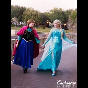 De Leon Springs Princess Party | Enchanted Entertainment Florida