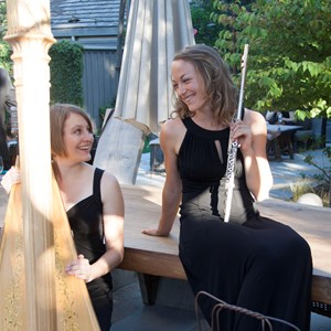 Tahoe City Celtic Duo | Bella Duo (Flute & Harp)