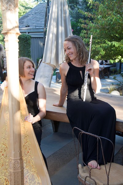 Bella Duo (Flute & Harp) - Chamber Music Duo - San Francisco, CA