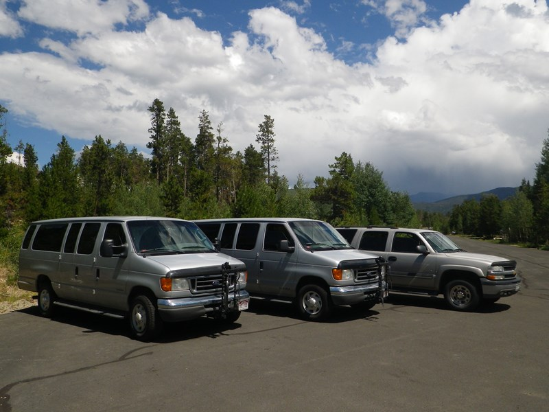 Jake's Mountain Shuttle - Event Limo - Frisco, CO