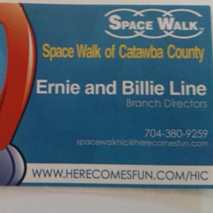 North Carolina Bounce House | Space Walk Of Catawba County