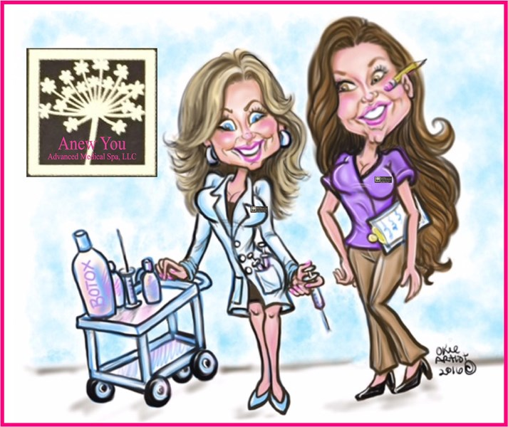 Order Online gift caricatures
