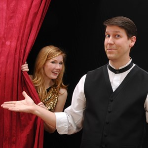 Dallas Murder Mystery Entertainment Troupe | Corporate Magician Comedian... Mark Robinson
