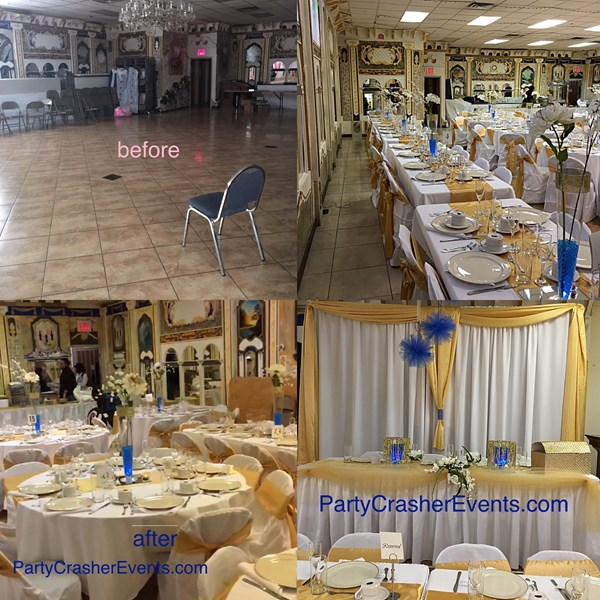Party Crasher Events, LLC - Event Planner - Brooklyn, NY