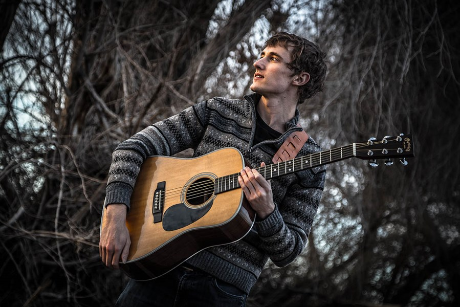 Jack Hansen - Pop Acoustic Guitarist - Las Cruces, NM
