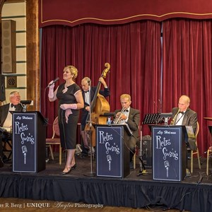 Riverside Ballroom Dance Music Band | Retro Swing Band