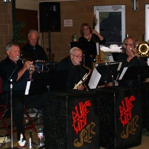 Ohkay Owingeh 40s Band | Duke City Jazz Band