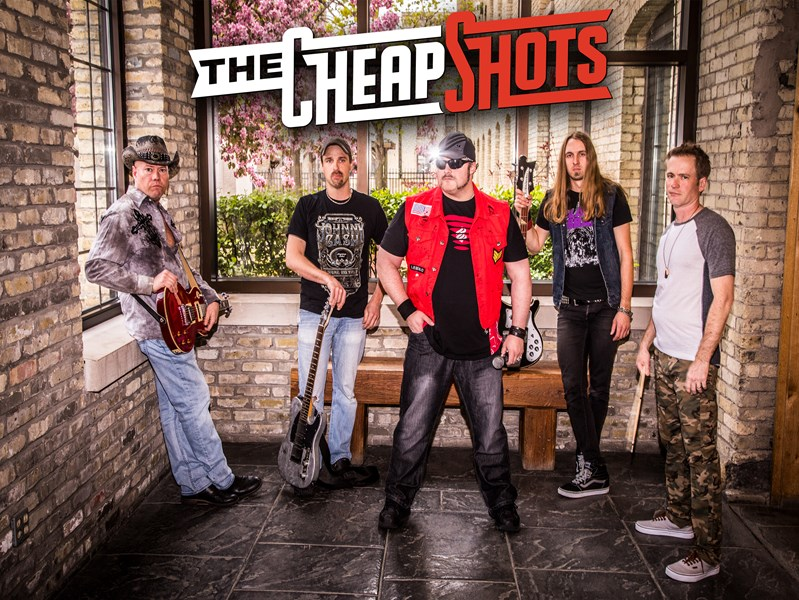 The Cheap Shots - Cover Band - Milwaukee, WI