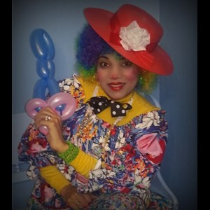 Bird in Hand Princess Party | Say it With A Clown (Inga the clown)