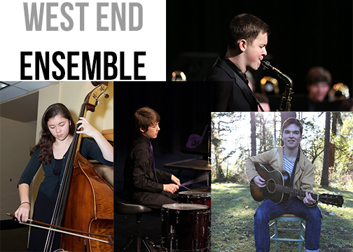 West End Ensemble (Quartet) - Jazz Trio - Seattle, WA
