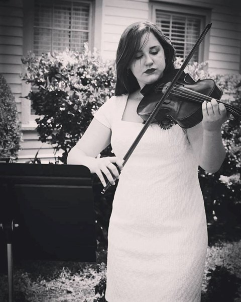 Nicolette Whaley - Classical Violinist - Jacksonville, FL