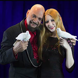 Magic & Illusions of Philip Kampf & Lindsey Olson - Illusionist - Houston, TX