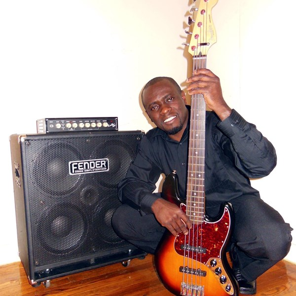 Founder And Bassist: Mark Mckenzie