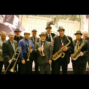 Harrisburg Wedding Band | Ben Mauger's Roaring 20's & Dixieland Jazz Band