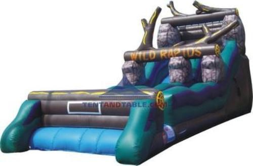 19' wet or dry slide