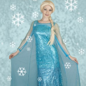 New York City Princess Party | Snow Princess