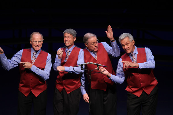 No Excuses! - Barbershop Quartet - Barbershop Quartet - Aurora, IL