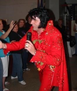 Randy Elvis Walker Florida ElvisTHE VOICE OF ELVIS - Elvis Impersonator - Jacksonville, FL