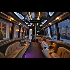 Rockford Bachelorette Party Bus | ChiTown Limo Bus