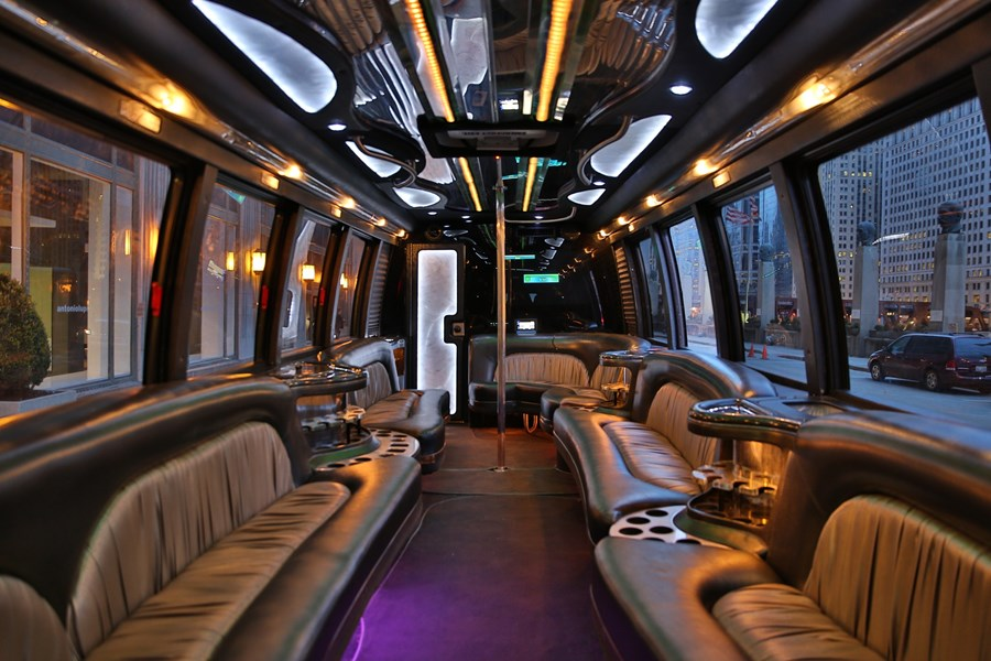 ChiTown Limo Bus - Party Bus - Chicago, IL