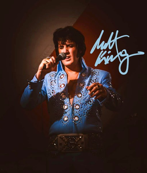Matt King - Elvis Impersonator - Detroit, MI