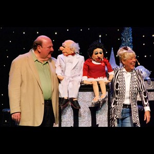 Little Rock Ventriloquist | Bob & Marty Hamill