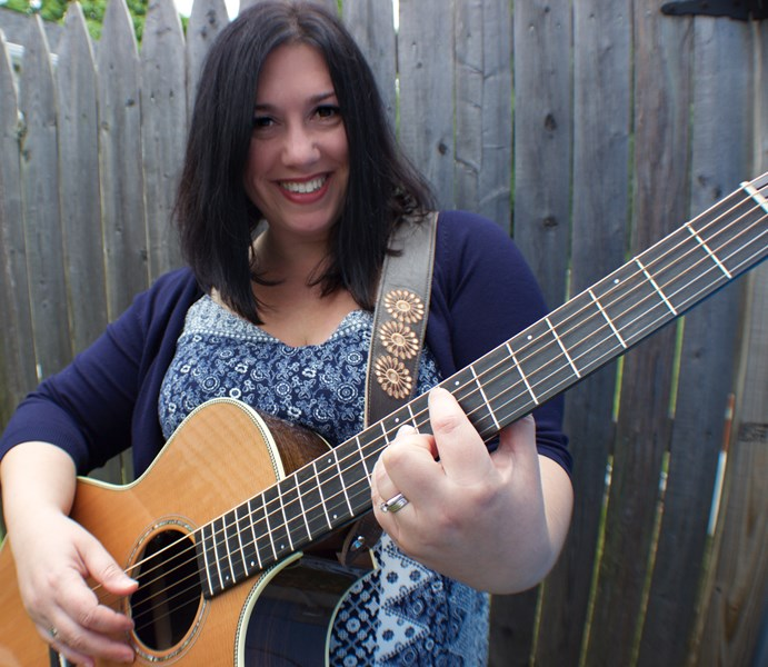 Nicki Sbaffoni - Acoustic Guitarist - Sicklerville, NJ