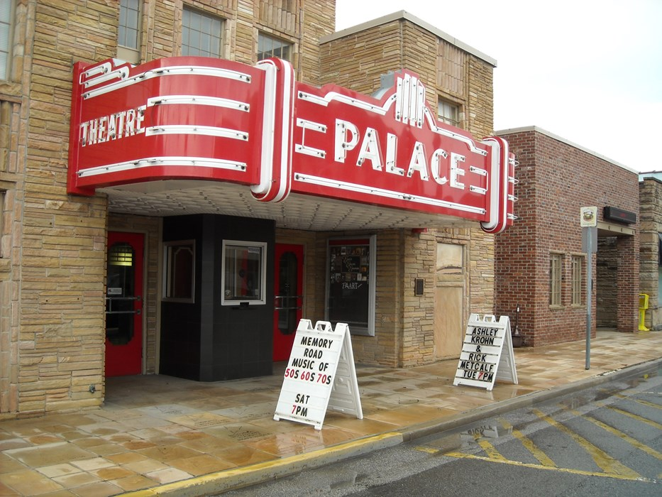 The Historic Palace Theater