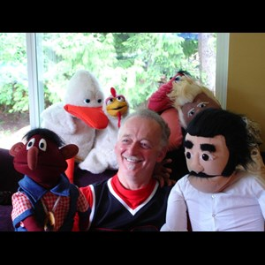 Colbert Puppeteer | FRIENDS FOREVER PUPPETS with Ken Bishop