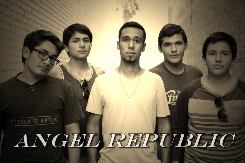 Angel Republic - Rock Band - Madera, CA