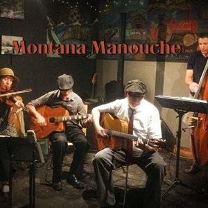 Silver Gate Acoustic Band | Montana Manouche
