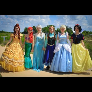San Antonio Costumed Character | Teacups and Tiaras Princess Parties