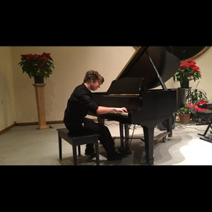 Pine Grove Pianist | Christopher Coreil