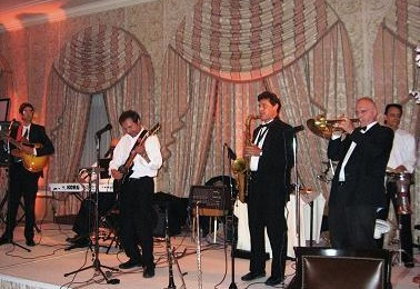 Klezmer Kings - Jewish Wedding Band - Klezmer Band - Los Angeles, CA