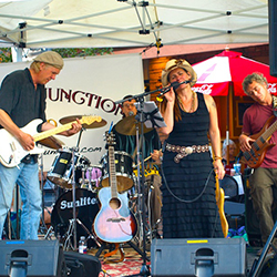 The Bradford Junction Band - Roots Band - Pine, CO