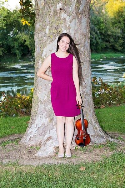A Note of Elegance - Classical Violinist - Binghamton, NY