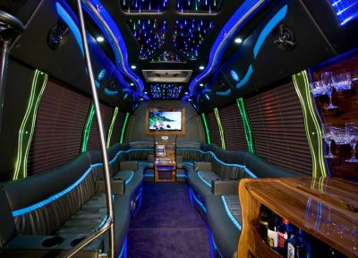 Crown Limousine - Party Bus - Newtown, PA