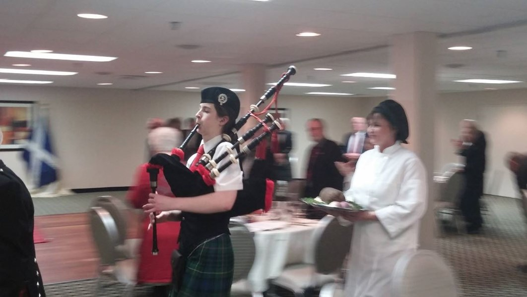 Brannagh O'Donnell - Bagpiper - Fall River, MA