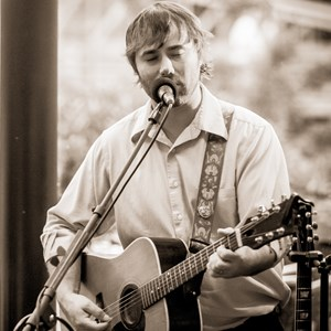 Balsam Grove Acoustic Guitarist | Tim P White