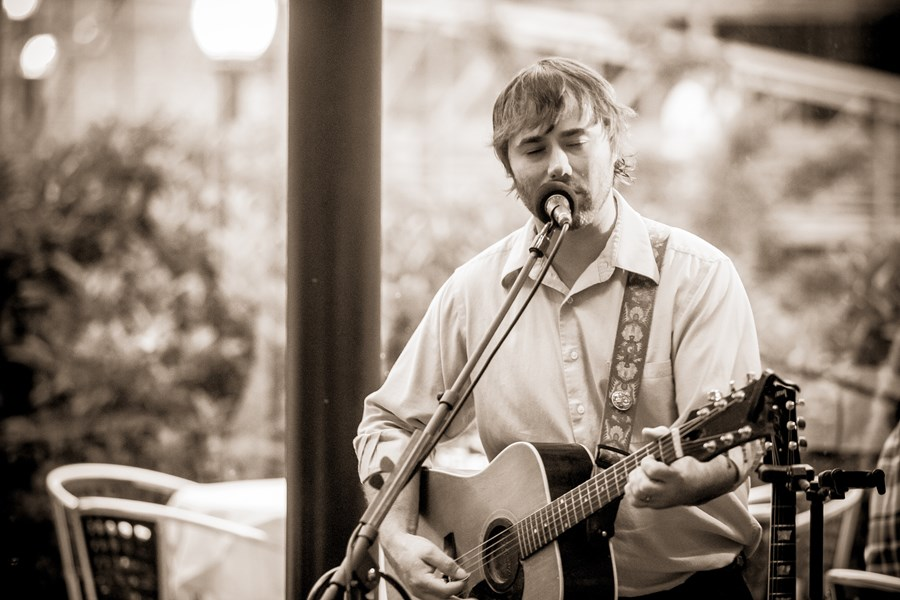 Tim P White - Acoustic Guitarist - Greenville, SC