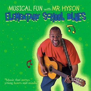 Maryland Children's Musician | Musical Fun with Mr. Hyson