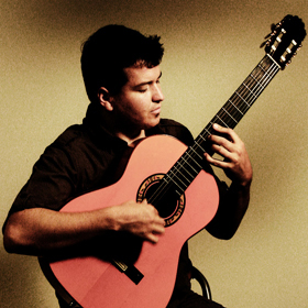 Daniel Fríes Spanish & Flamenco Guitar - Flamenco Band - Berkeley, CA