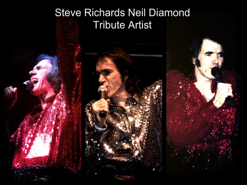 Steve Richards Neil Diamond Tribute